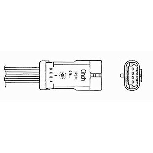 NGK 0020 Lambda Sensors: