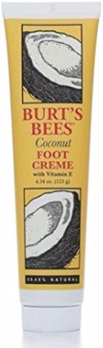 Burt's Bees Coconut Foot Cream, 4.34 Ounces