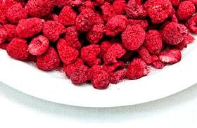 Freeze Dried Raspberries- 5 lb Bulk Bag by Mother Earth Products