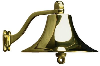 Sea-Dog Houseboat/ Ship Cast Polished Brass 6