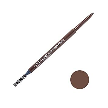 c3adbb487b0 Amazon.com : Ulta Ultra Slim Brow Pencil - Dark Brown (dark brown to black  with cool undertones) 0.003 oz / 0.09 g : Beauty