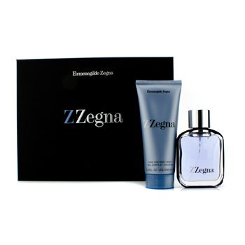 Zegna 100 Ml Edt (Ermenegildo Zegna Z Zegna Coffret: EDT Spray 50ml/1.7oz + Hair & Body Wash 100ml/3.4oz)
