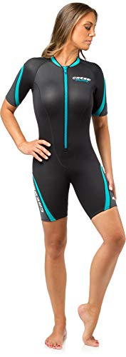 Cressi Playa Women 2.5mm, Black Aqua, XS ()