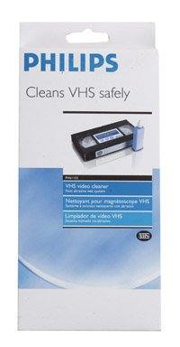MAGNAVOX PM61102 VHS Head Cleaner by Magnavox
