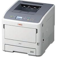 Oki Data - Oki B721dn Led Printer - Monochrome - 1200 X 1200 Dpi Print - Plain Paper Print - Floor Standing - 49 Ppm Mono Print - 40 Ipm Mono Print (Iso) - 630 Sheets Input - Automatic Duplex Print - Lcd - Gigabit Ethernet - Usb Product Category: Printers/Laser & Inkjet Printers