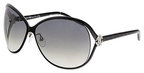 roberto-cavalli-womens-rc500-round-sunglassesblack-with-palladium-frame-gradient-smoke-lensone-size