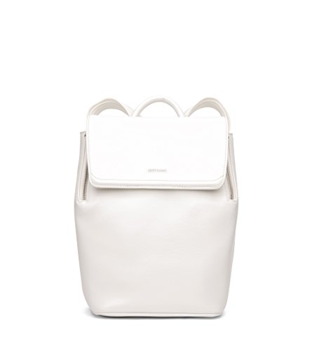 Matt & Nat Fabi Mini Vintage Backpack, White