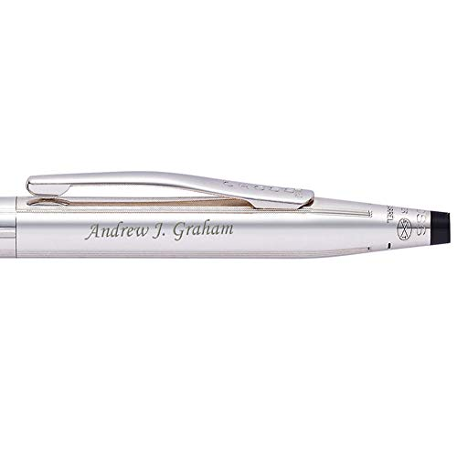 Dayspring Pens | Engraved Personalized Cross Classic Century Ballpoint - Sterling Silver H3002 Customized with name in 1 day by Dayspring Pens (Image #3)