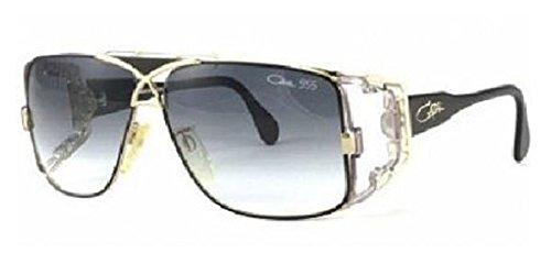 Cazal Sunglasses CZ 955 BLACK 302 CZ955