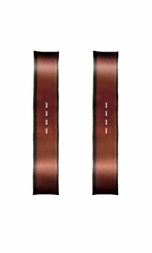 Bit Keepers - Perri's Leather Bit Loops, Havana, One Size