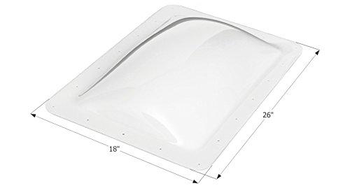 Dome Skylight - ICON 01819 RV Skylight