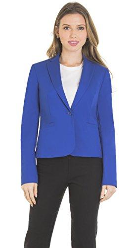 Wear Blue Blazer - 5