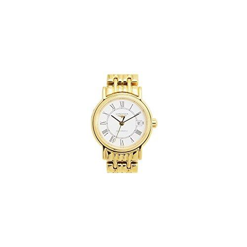 Longines Transparent Watch (Longines Les Grandes Classiques Presence Automatic Transparent Case Back Women's Watch)
