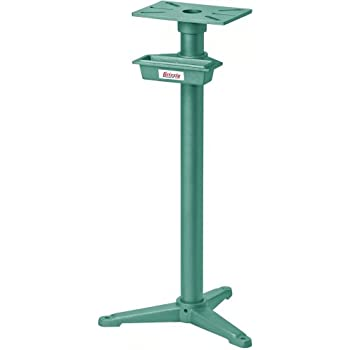 Grizzly H7763 Pedestal Stand For Bench Grinder Power