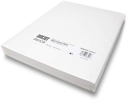 500 Sheets Inkjet Stencils Tracing Paper Pacon Tattoo Stencil Printing Papers Flash Design Print