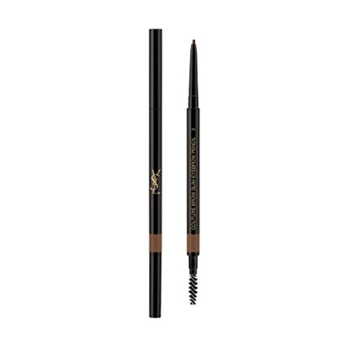 Yves Saint Laurent YSL Couture Brow Slim 0.05 g # Burn Cendre 02 - Eyebrow Pencil