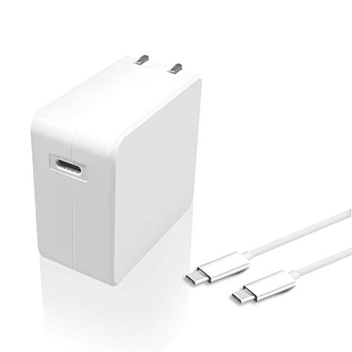 Quick Charger 4.0 USB C Wall Charger,30W Type C Power Delivery Fast Charger with USB-C Fast Charging Cable for Nintendo Switch,New MacBook/Pro/iPad Pro,QC4.0
