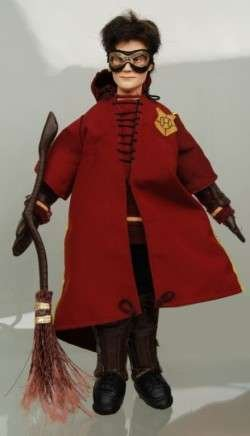 NECA Harry Potter Doll in Quidditch Robes]()