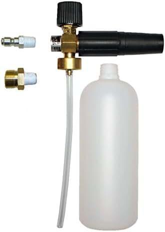 MTM Hydro Original Professional Foam Lance Adjustable with 32 oz. Bottle