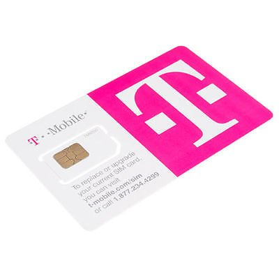 [$75 PRELOAD T-MOBILE ONE PREPAID PLAN SIM CARD UNLIMITED TALK TEXT & DATA(4G LTE) + INTERNATIONAL TEXT] (T-mobile Unlimited Plan)