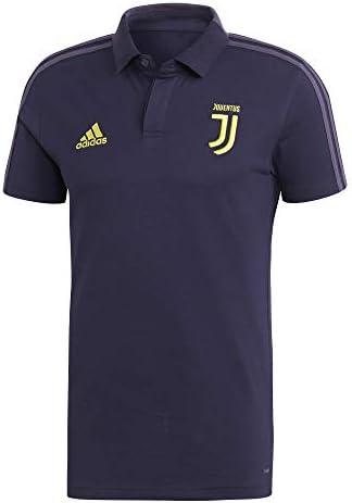 adidas 2018-2019 Juventus UCL Polo Football Soccer T-Shirt ...