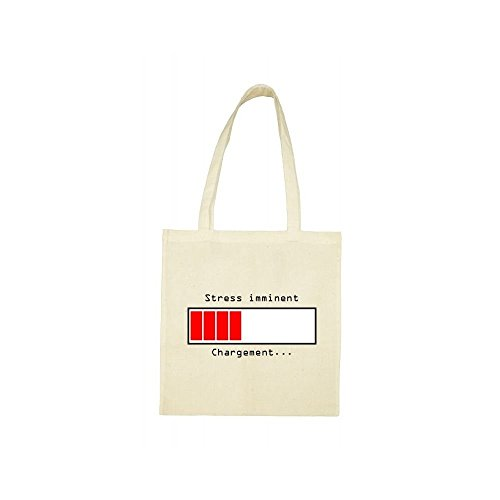 bag stress beige Tote imminent Tote bag 0qEnw1Y