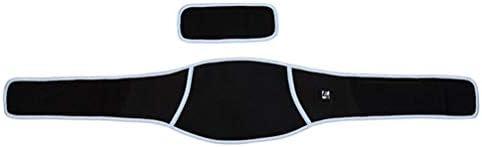 HEALLILY Rückenstütze Lendengurt USB-Aufladung Selbsterhitzung Fitness-Druckgurt Atmungsaktiver elastischer Lendengurt Gurtband