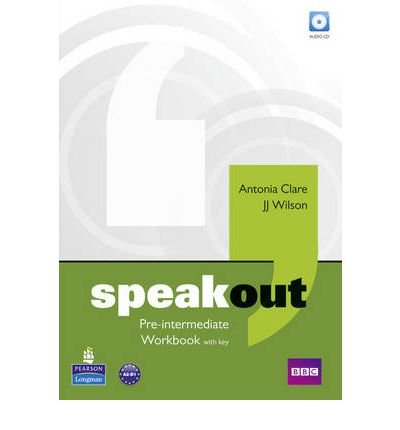 Download Speakout Pre Intermediate Workbook with Key and Audio CD Pack (SpeakOut) (Mixed media product) - Common pdf