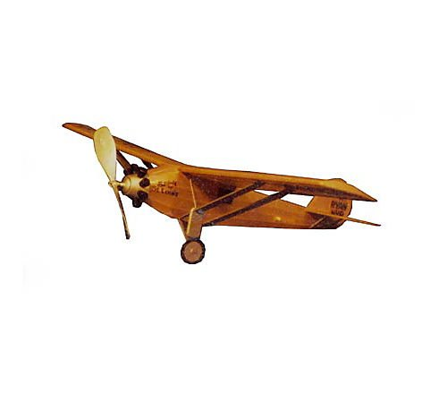 Spirit of St. Louis Rubber PoweROT Model Airplane by Dumas by Dumas