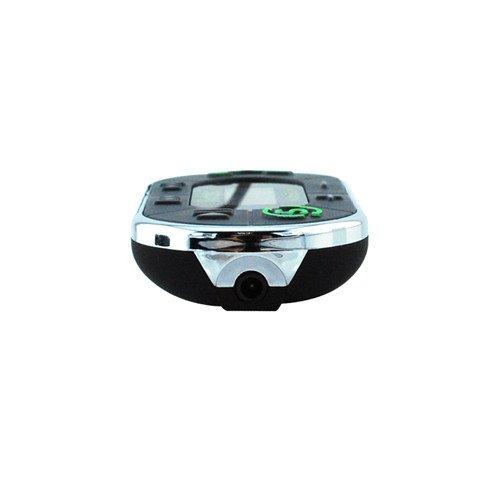iKross 3,5 mm LED transmisor de Radio FM automático-Scan de música para coche para Motorola, Samsung, LG, HTC, Nokia, Huawei, Pantech, Blackberry Z10/Q10, ...
