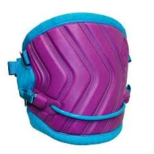 Liquid Force Kiteboard Harness Lrg (34-36) Purple/Blue (Harness Force Liquid)