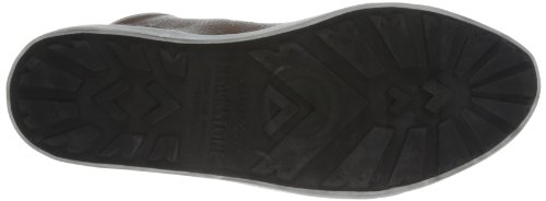 Blackstone Hombres Mid-top Sport Fashion Sneaker Bark