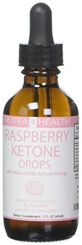 Raspberry Supplement Suppressant Naturally Formulated
