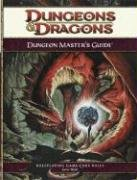 Dungeons & Dragons Dungeon Master's Guide: Roleplaying Game Core Rules, 4th (Dungeons Dragons 4th Edition)