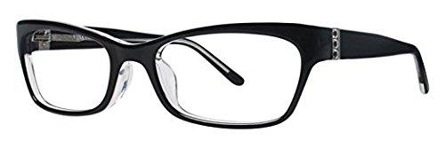 VERA WANG Eyeglasses VA05 Black 53MM