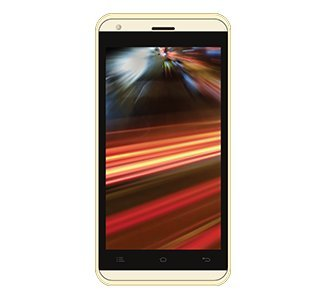 CELKON 2GB STAR (GOLD 16GB) Smartphones at amazon