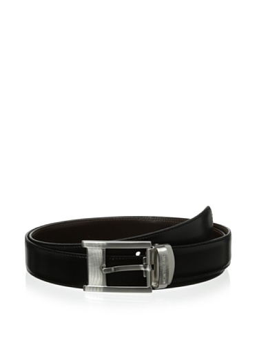 Mont-Blanc-Mens-Contemporary-Reversible-Belt-BlackBrown-One-Size