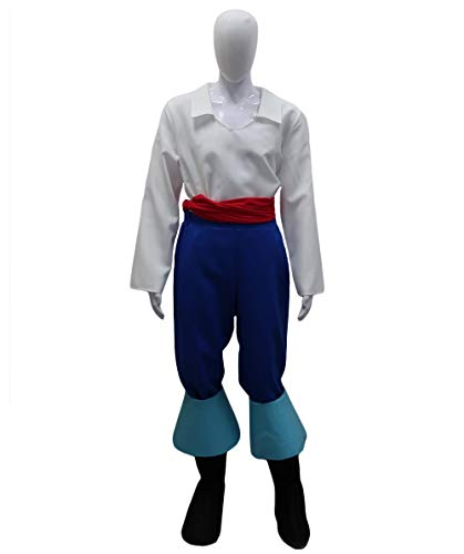 HalloweenPartyOnline Adult Men's Prince Eric Costume HC-498 ()