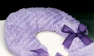 Sonoma Lavender Neck Pillow - Dots