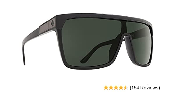 1f5fee34de Amazon.com  FLYNN BLACK MATTE BLACK - HAPPY GRAY GREEN  Spy  Clothing