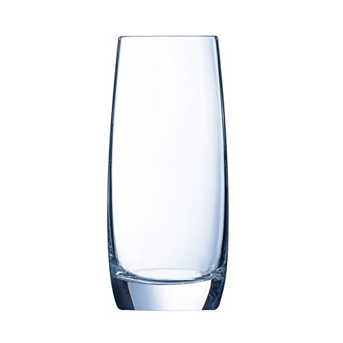 Chef&Sommelier L9238 Domaine 16 Ounce Cooler Glass, Set of 6, 16 oz, Clear ()
