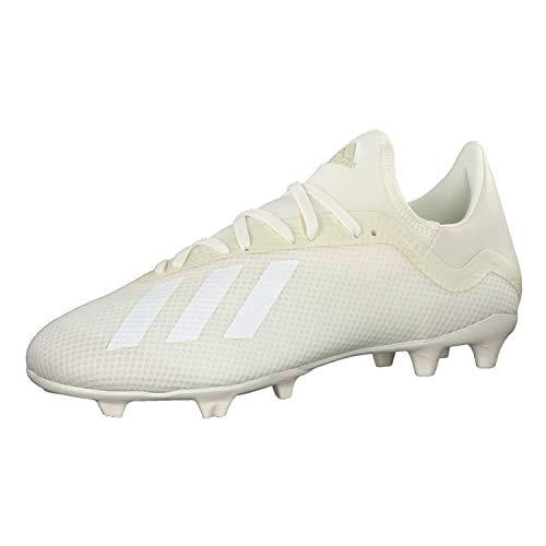 adidas X Ftwbla Negbás Football Casbla Chaussures 18 de Homme FG Multicolore 3 0 AHxaAnqCw