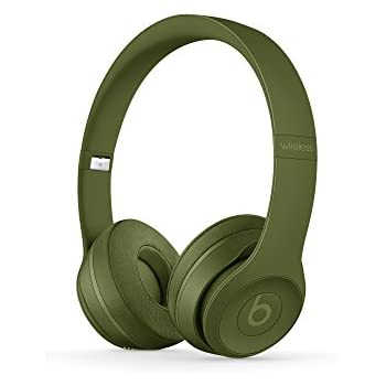 Beats Solo3 Wireless On-Ear Headphones - Neighborhood Collection - Turf Green