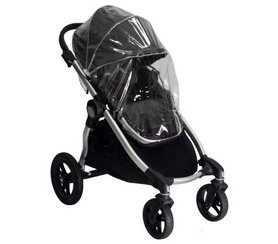BABY JOGGER CITY SELECT SINGLE RAINCOVER BABY TRAVEL TM City Select Type RC