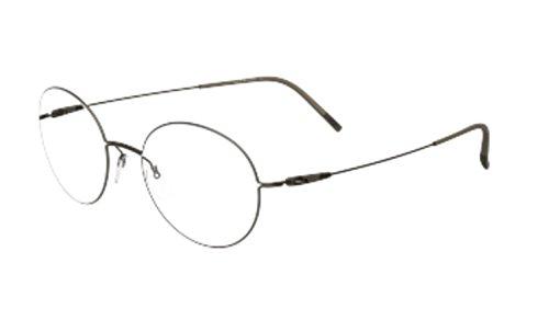- Eyeglasses Silhouette Dynamics Colorwave Full Rim 5509 6040 brown 49/19/140 3 pi
