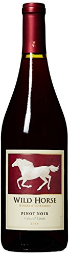 2015 Wild Horse Pinot Noir Central Coast 750 mL Wine