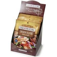 Casa Mexicana Chicken Fajita Seasoning Mix, 1 Ounce - 12 per case. (Best Seasoning For Fajita Chicken)