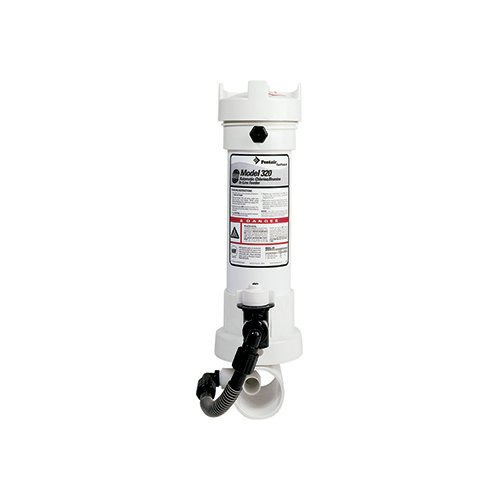 Pentair Rainbow 320 In-Line Automatic Pool Chemical Feeder - ()