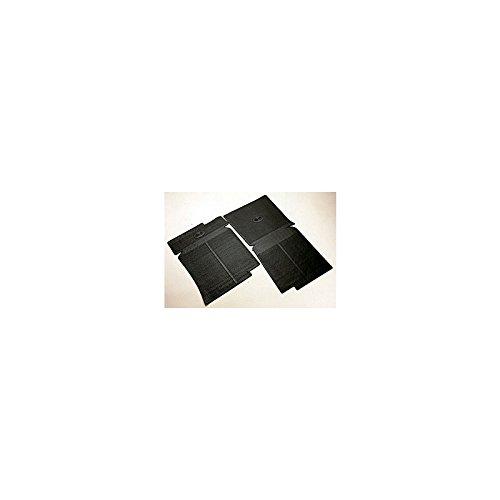 Eckler 's Premier品質パーツ25 – 118293コルベットゴムフロアマット、ブラック B0153SV0G6  - -