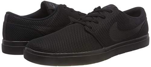Ii black Sb Uomo Nike 001 Portmore Fitness anthracite black Ultralight Nero Scarpe Da qH14Cx